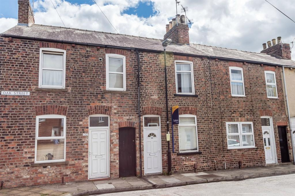 2 Bedrooms Terraced House for sale in Oak Street, Off Poppleton Road, YORK