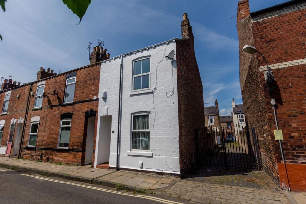2 Bedrooms End Of Terrace House for sale in Filey Terrace, YORK
