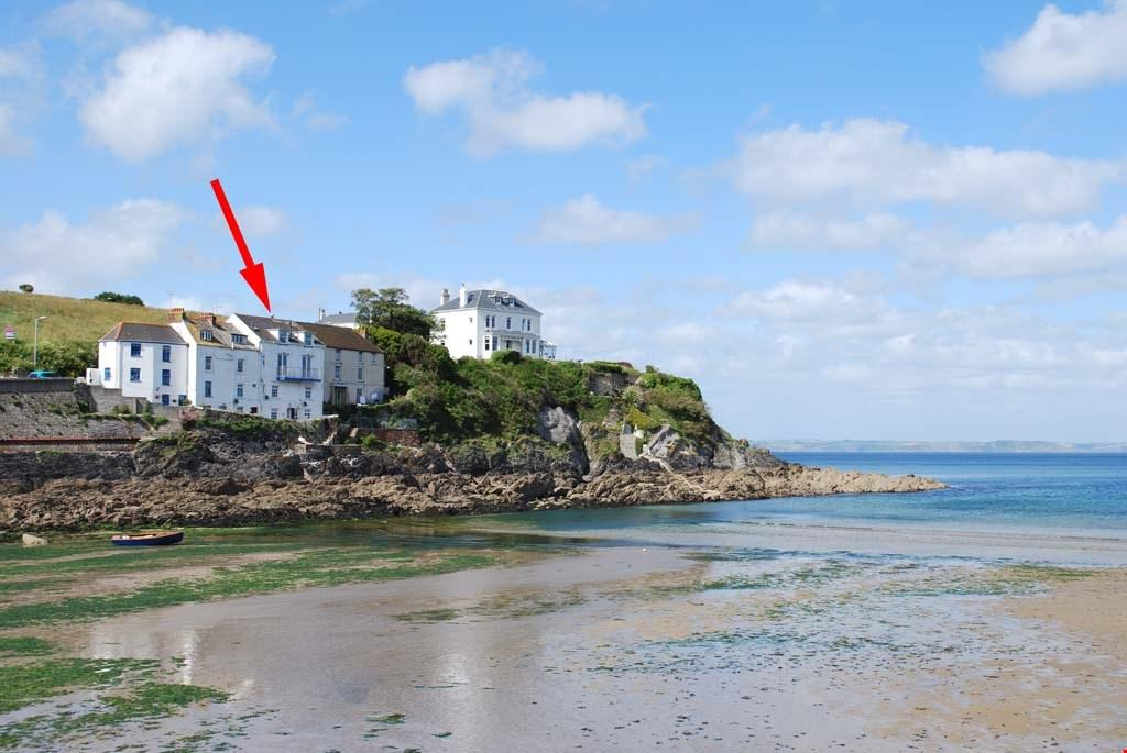 4 Bedrooms Apartment Flat for sale in Portmellon Cove, Nr. Mevagissey, Cornwall, PL26