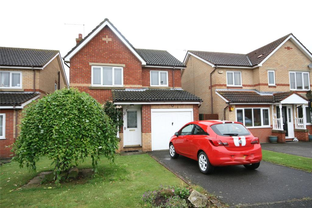 3 Bedrooms Detached House for sale in Larkspur Avenue, Healing, DN41