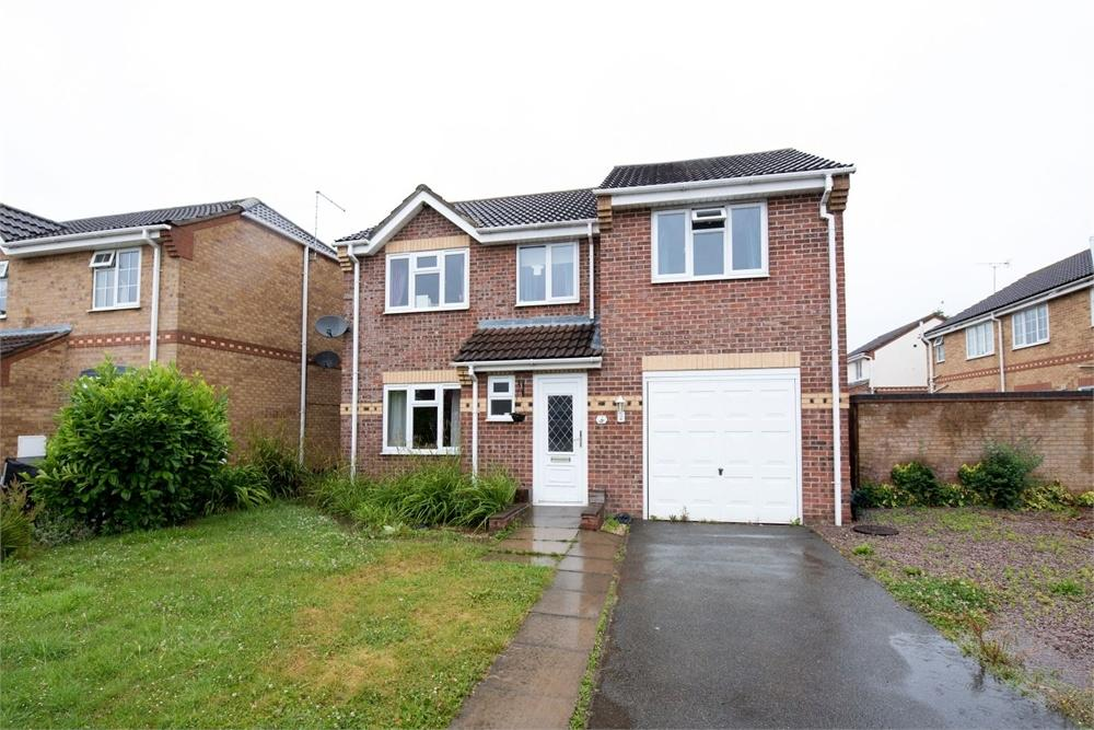 4 Bedrooms Detached House for sale in Sir Isaac Newton Drive, Wyberton, Boston