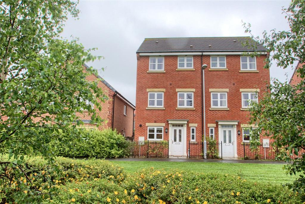 4 Bedrooms End Of Terrace House for sale in Benson Green, Stockton On Tees