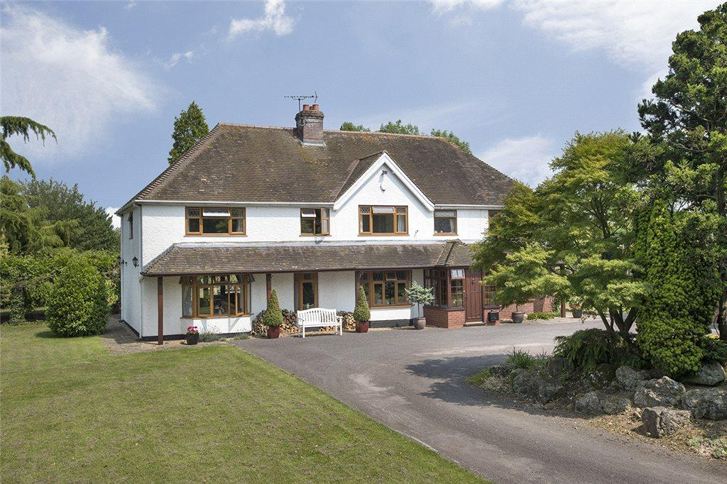 5 Bedrooms Detached House for sale in Sandfield Lane, Sedgeberrow, Worcestershire, WR11