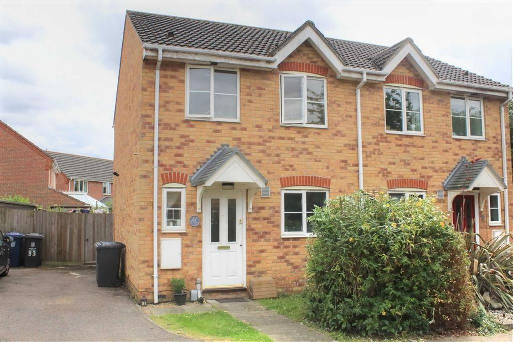 3 Bedrooms Semi Detached House for sale in Saxon Way, Willingham, CAMBRIDGE
