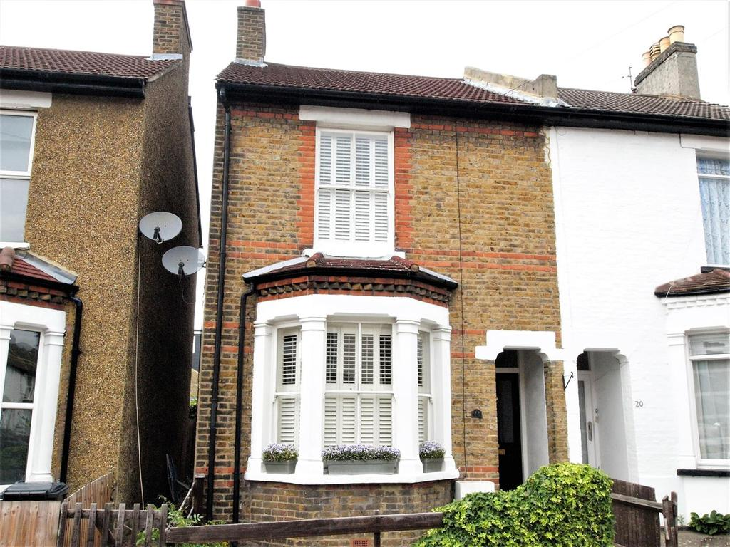 3 Bedrooms Semi Detached House for sale in Park End, Bromley