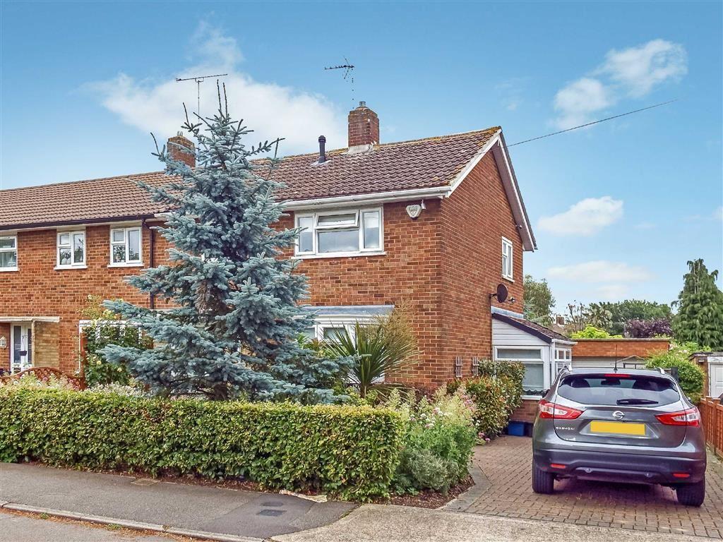 2 Bedrooms End Of Terrace House for sale in Burymead, Stevenage, Hertfordshire, SG1