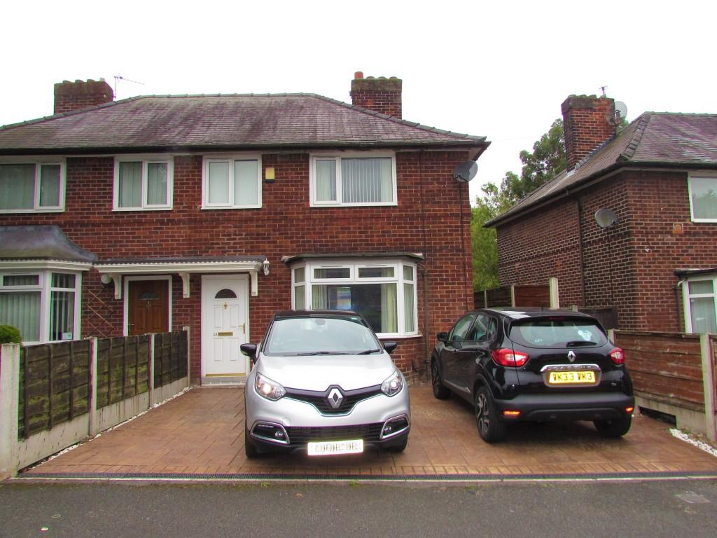 3 Bedrooms Semi Detached House for sale in Meliden Crescent, Manchester