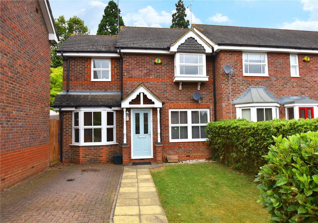 3 Bedrooms End Of Terrace House for sale in Princess Diana Drive, St. Albans, Hertfordshire