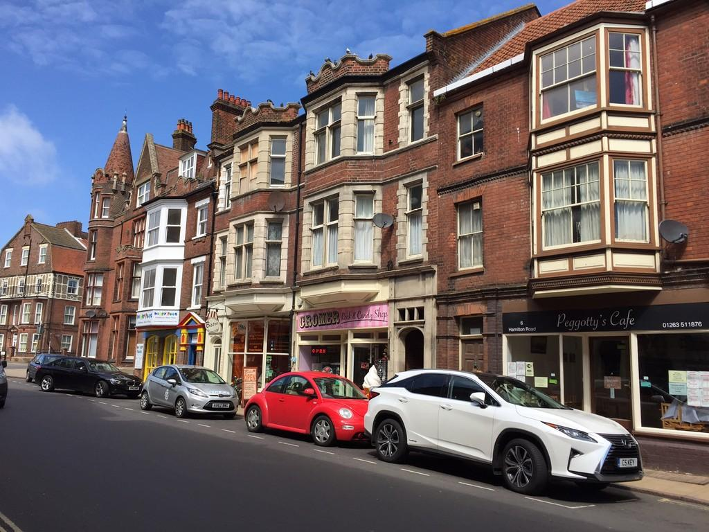 2 Bedrooms Apartment Flat for sale in 8 Hamilton Road, Cromer, Norfolk