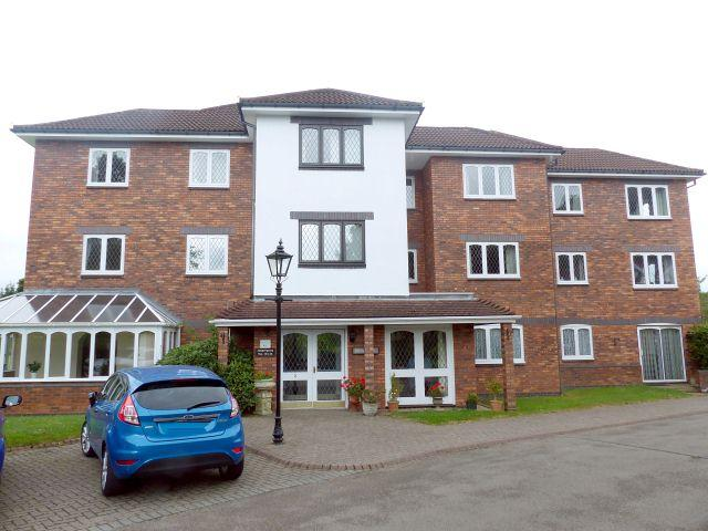 2 Bedrooms Ground Flat for sale in Checkley Court,Walmley,Sutton Coldfield