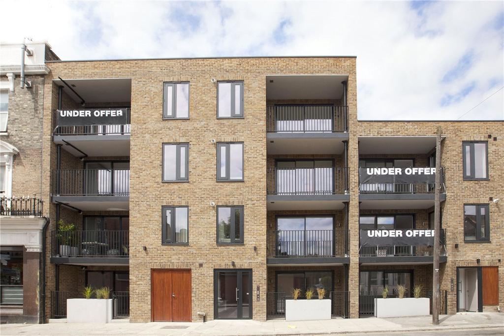3 Bedrooms Flat for sale in Apt 1 Honeywood Heights, Honeywood Road, Willesden Junction, London, NW10