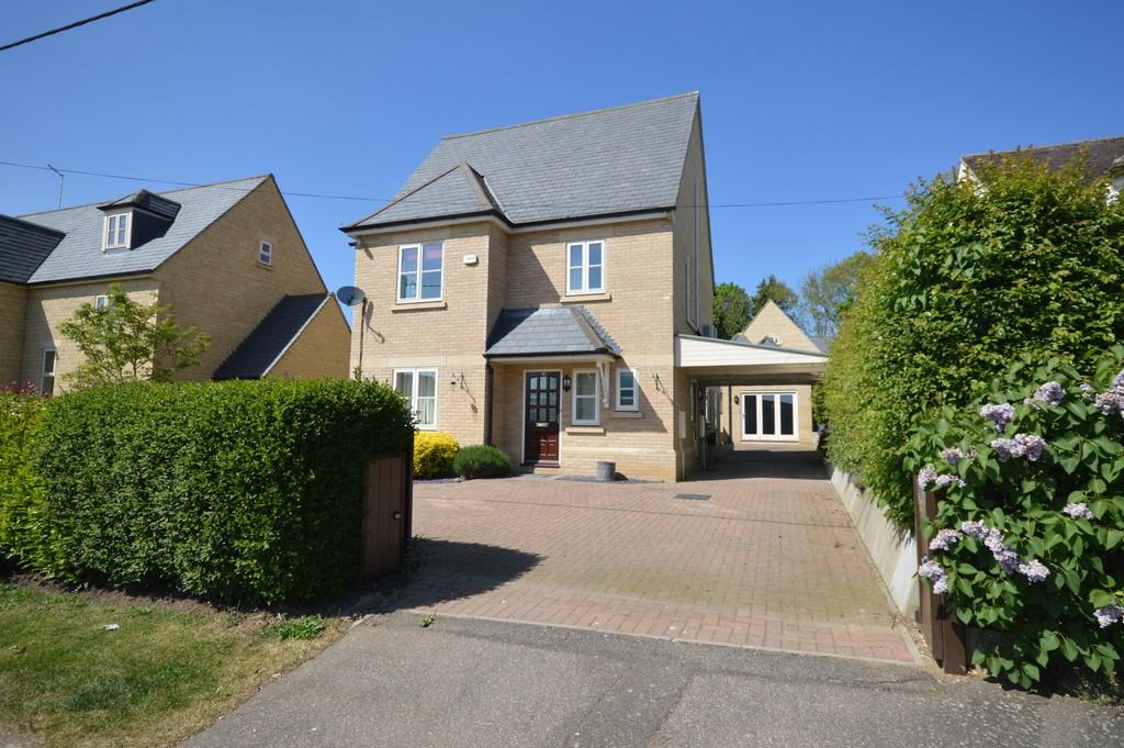 4 Bedrooms Detached House for sale in Benefield Road, Oundle