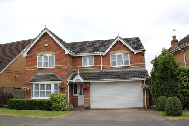 4 Bedrooms Detached House for sale in Forest House Lane, Leicester Forest East, Leicester, LE3