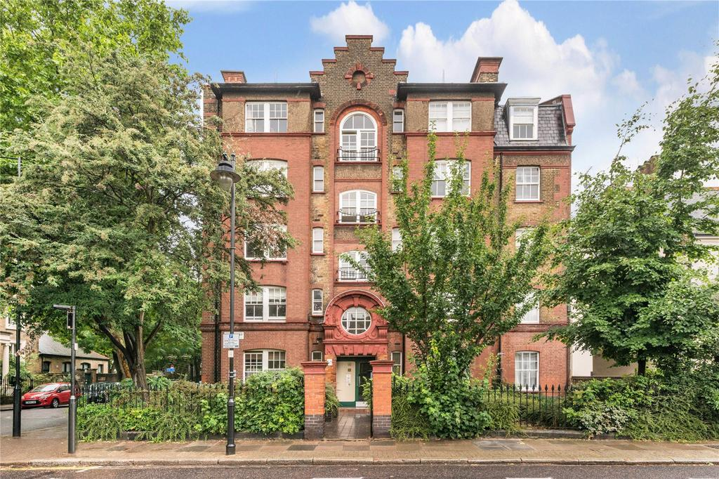 1 Bedroom Flat for sale in Thornhill House, Thornhill Road, London