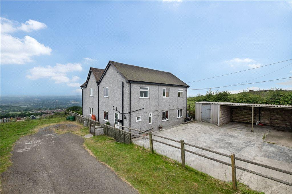 4 Bedrooms Detached House for sale in Clee Hill, Ludlow, Shropshire, SY8