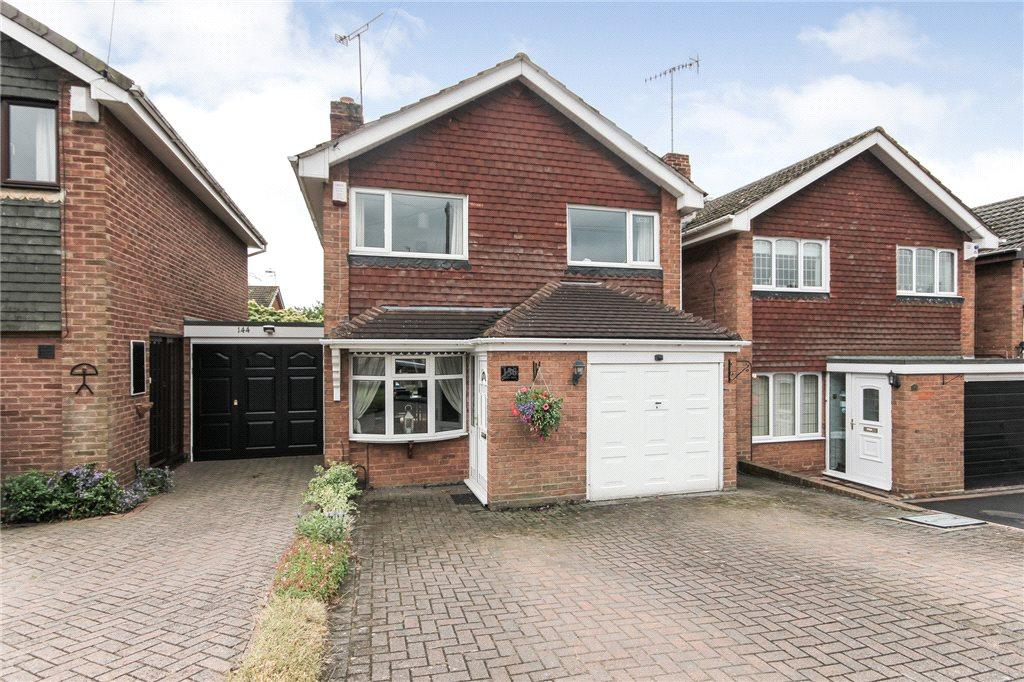 3 Bedrooms Link Detached House for sale in Lesley Drive, Kingswinford, West Midlands, DY6