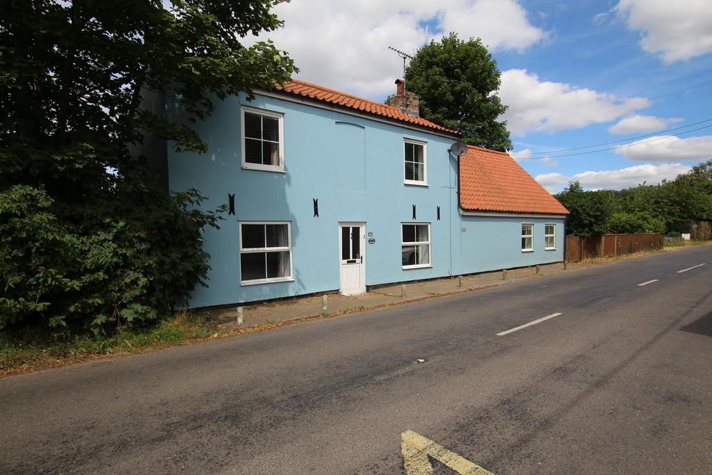4 Bedrooms Detached House for sale in School Road, Upwell