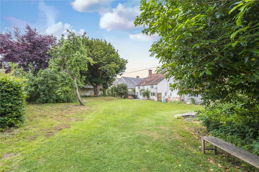 4 Bedrooms Semi Detached House for sale in Fiddleford, Sturminster Newton, Dorset