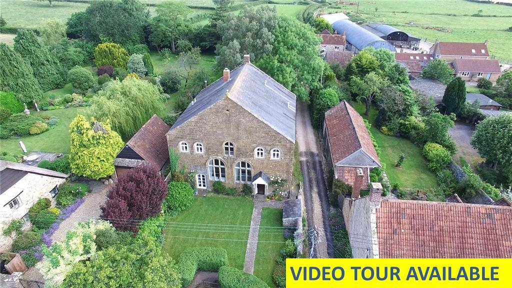 5 Bedrooms Detached House for sale in Broadway, Ilminster, Somerset