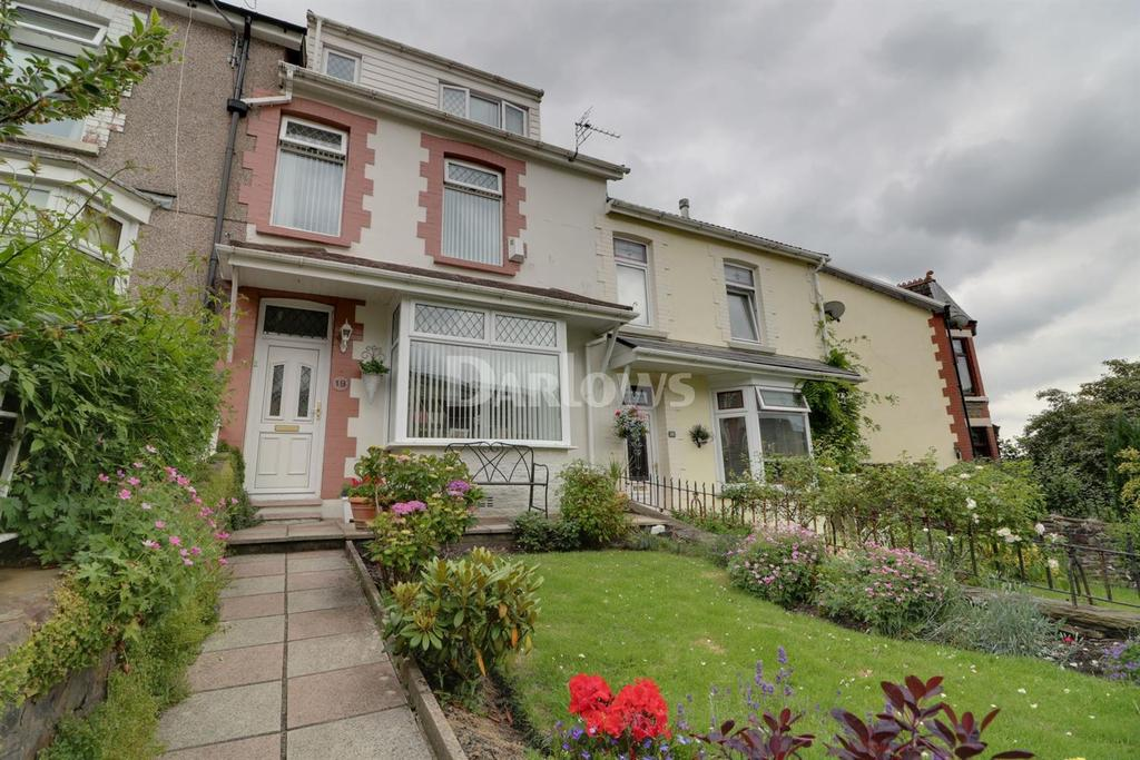 4 Bedrooms Terraced House for sale in Berw Rd, Tonypandy