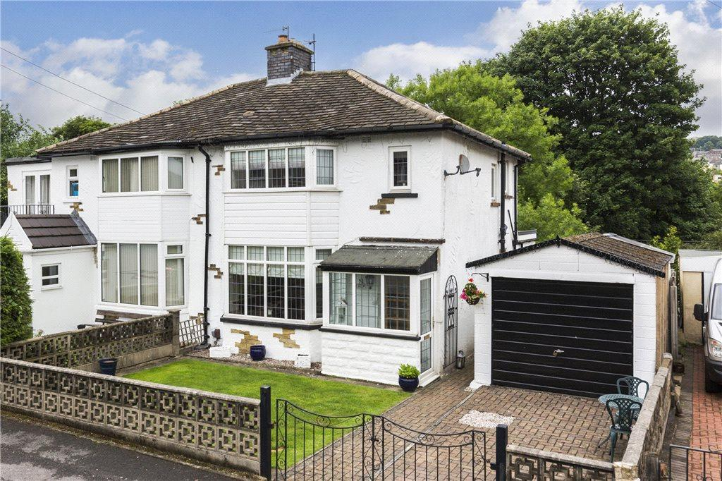3 Bedrooms Semi Detached House for sale in Ashley Road, Bingley, West Yorkshire