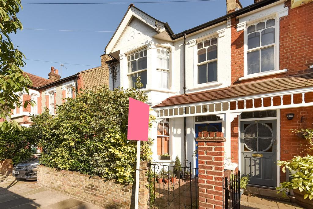 4 Bedrooms End Of Terrace House for sale in Kingsway, London