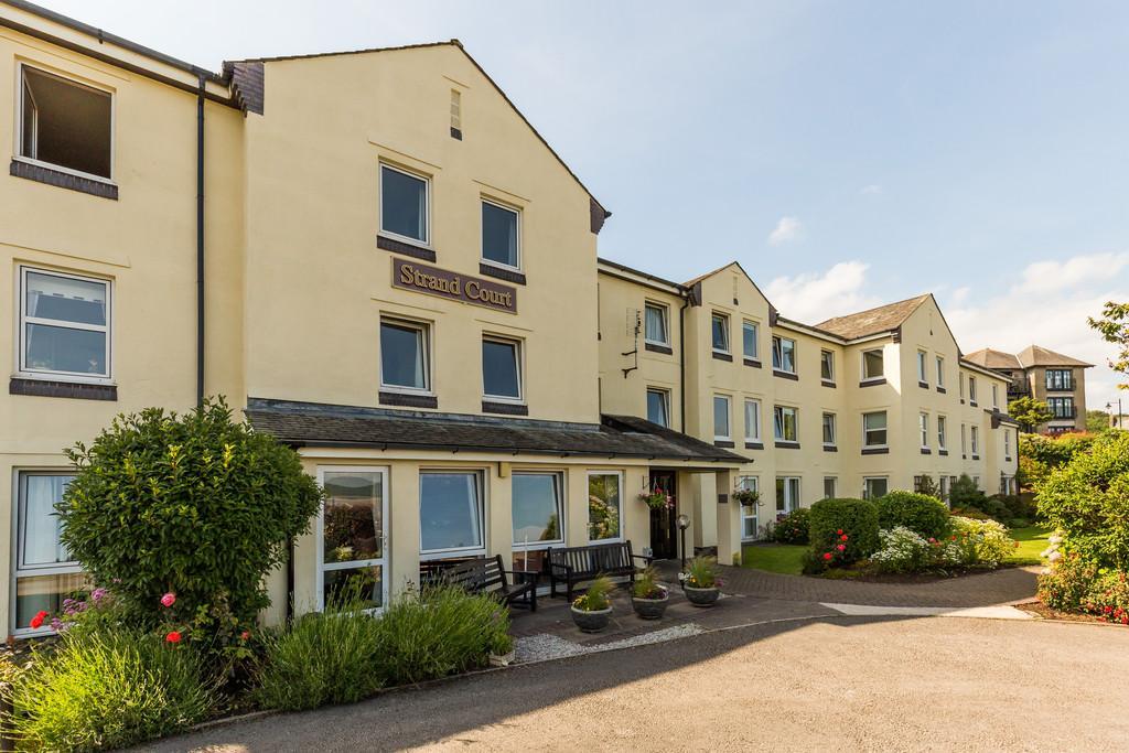 1 Bedroom Apartment Flat for sale in 14 Strand Court, The Esplanade, Grange-over-Sands, Cumbria, LA11 7HH