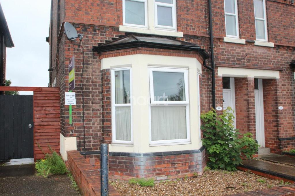 1 Bedroom Flat for sale in Church Drive, Daybrook, Nottingham