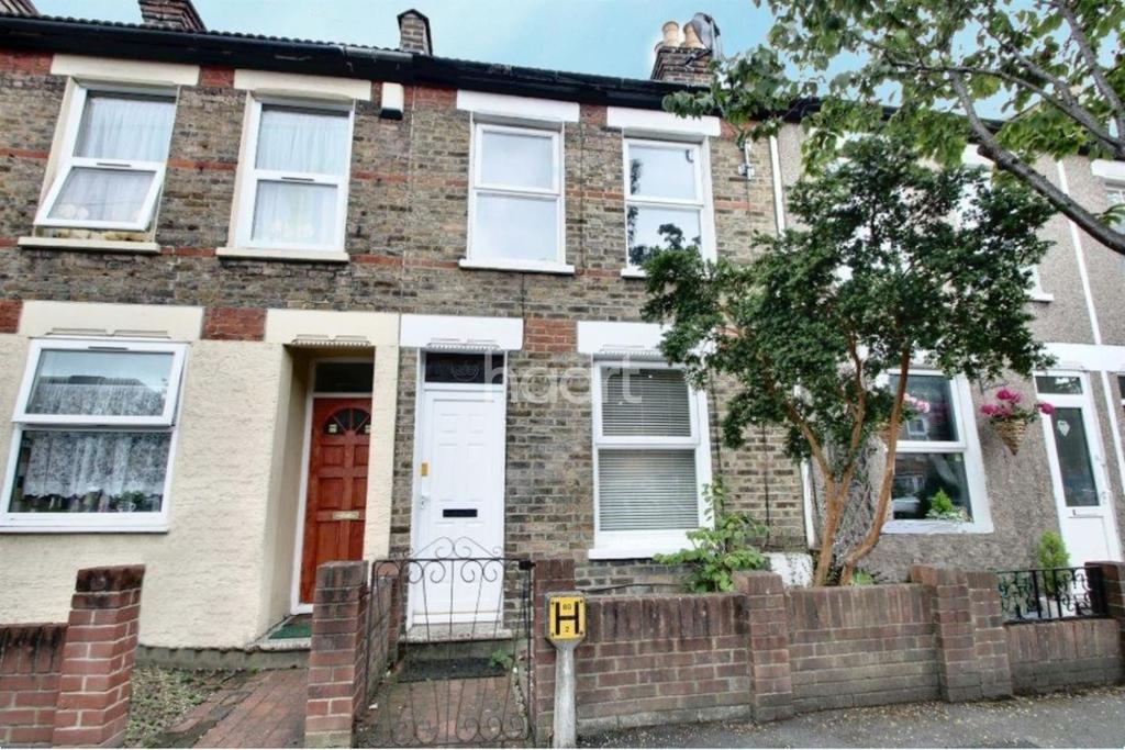 2 Bedrooms Terraced House for sale in Fawcett Road, Croydon, CR0