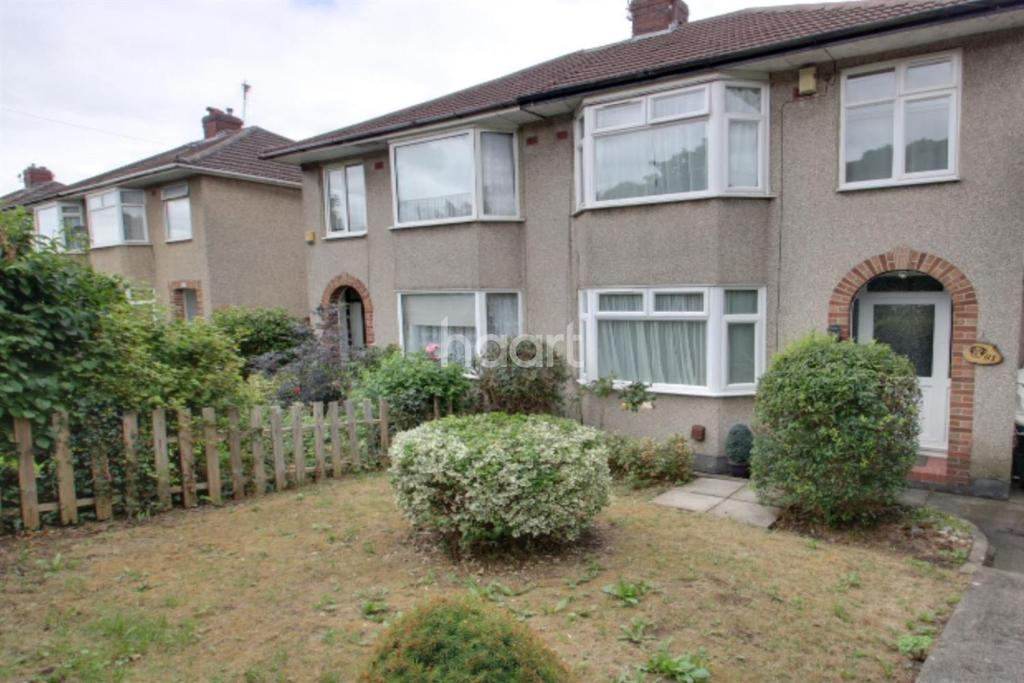 3 Bedrooms Semi Detached House for sale in Kings Weston Avenue, Shirehampton