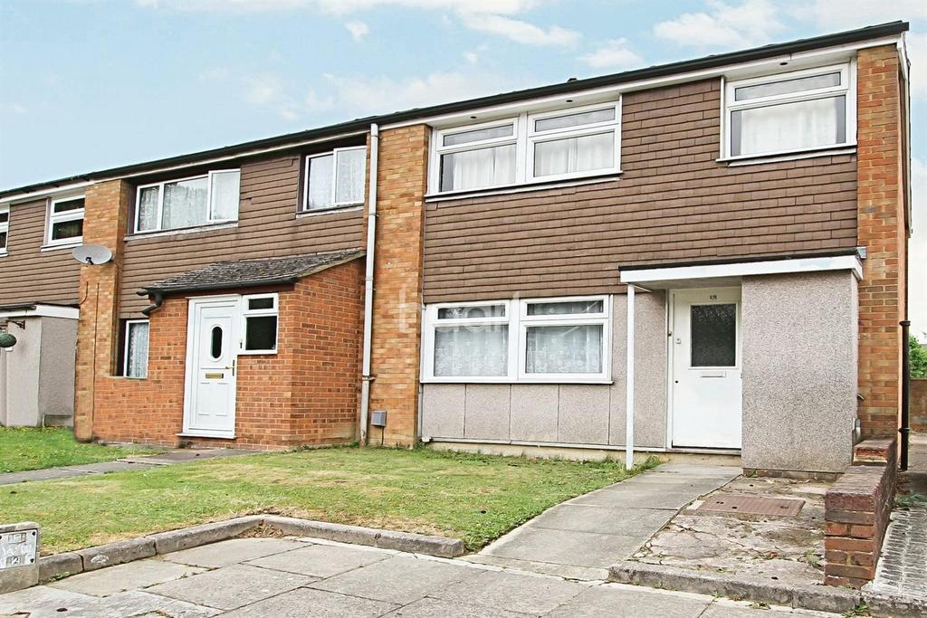 3 Bedrooms End Of Terrace House for sale in Harding Close