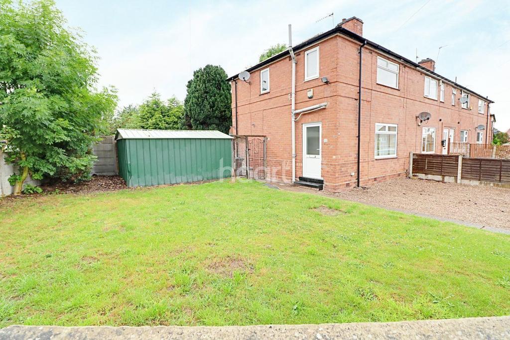 3 Bedrooms End Of Terrace House for sale in Deepdene Way, Aspley