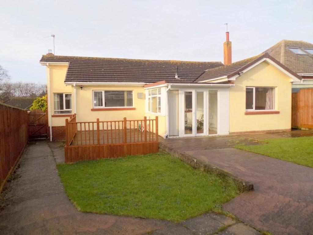 2 Bedrooms Detached Bungalow for sale in Withycombe Park Drive, Exmouth