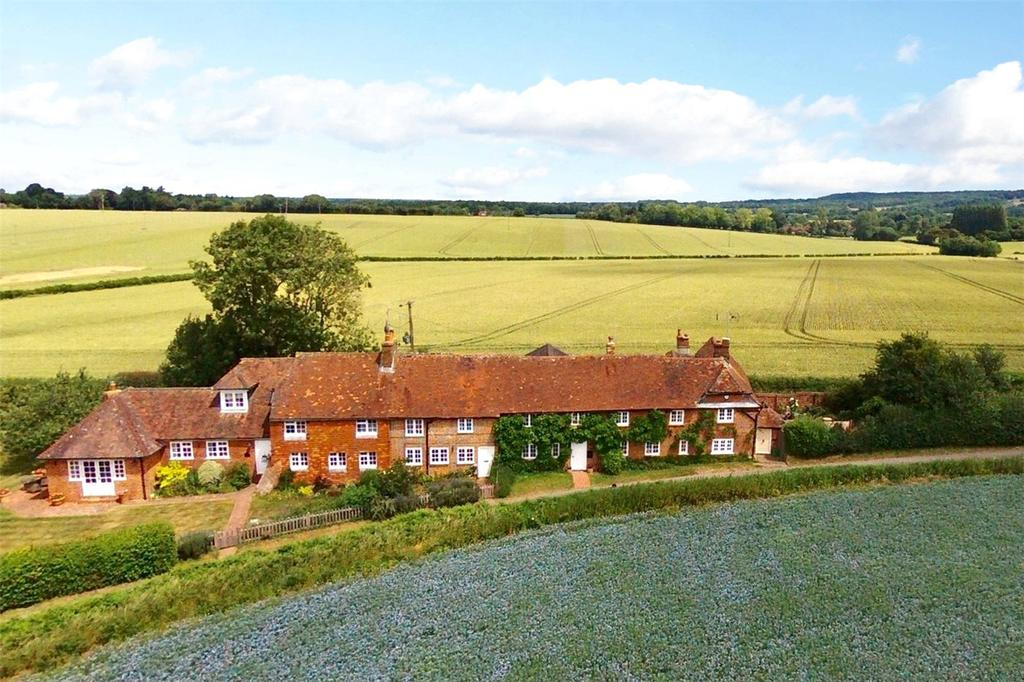 3 Bedrooms Terraced House for sale in Jonathan Kiln Cottages, Well Road, Crondall, Farnham, GU10