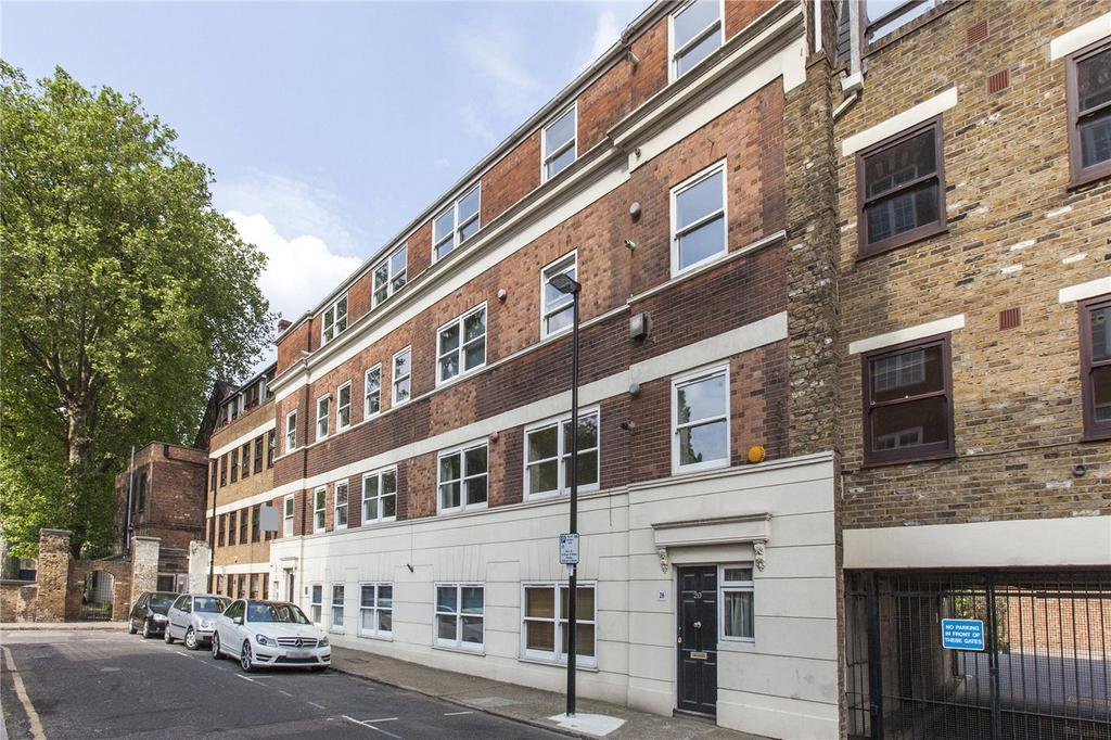 3 Bedrooms Flat for sale in Wood Close, London, E2
