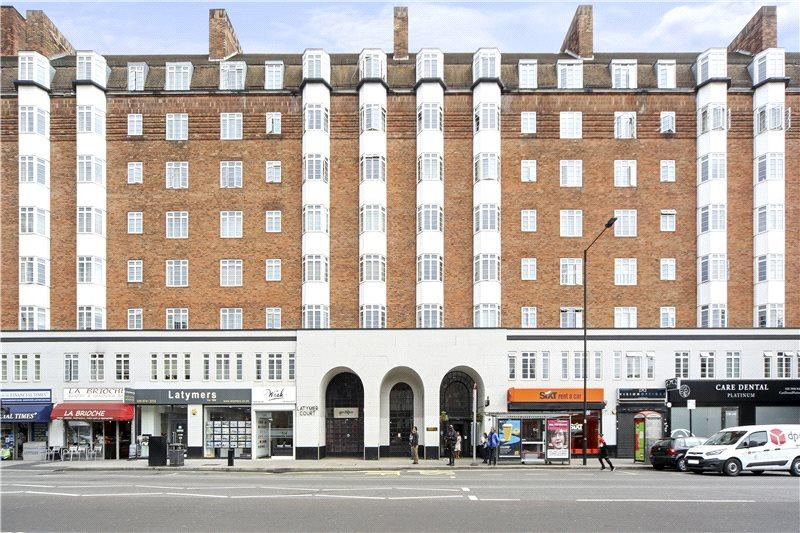 1 Bedroom Flat for sale in Latymer Court, Hammersmith Road, Hammersmith, London, W6