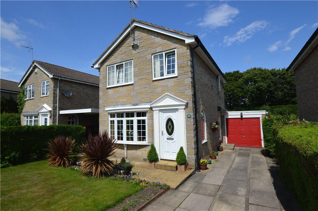 3 Bedrooms Detached House for sale in Otterwood Bank, Wetherby, West Yorkshire