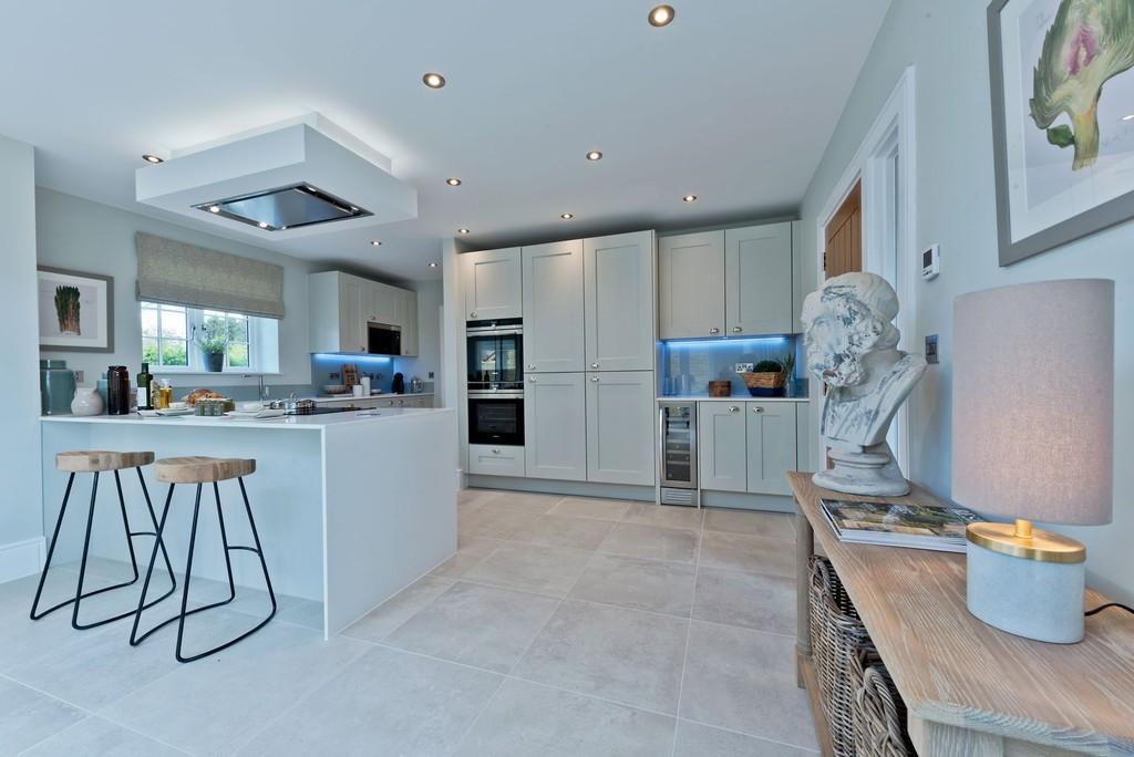 3 Bedrooms Detached Bungalow for sale in Plot 11, Ashwood, School Road, Hockley Heath