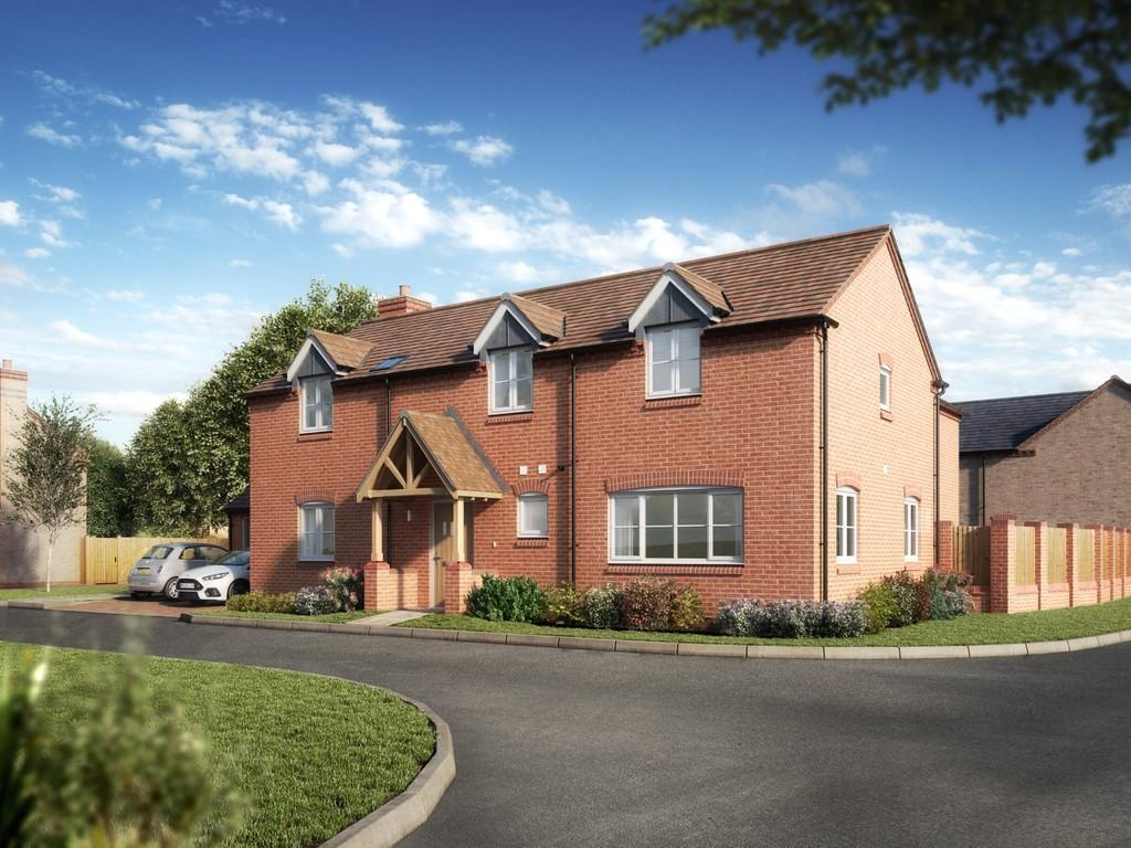 5 Bedrooms Detached House for sale in Plot 6, Ashwood, School Road, Hockley Heath