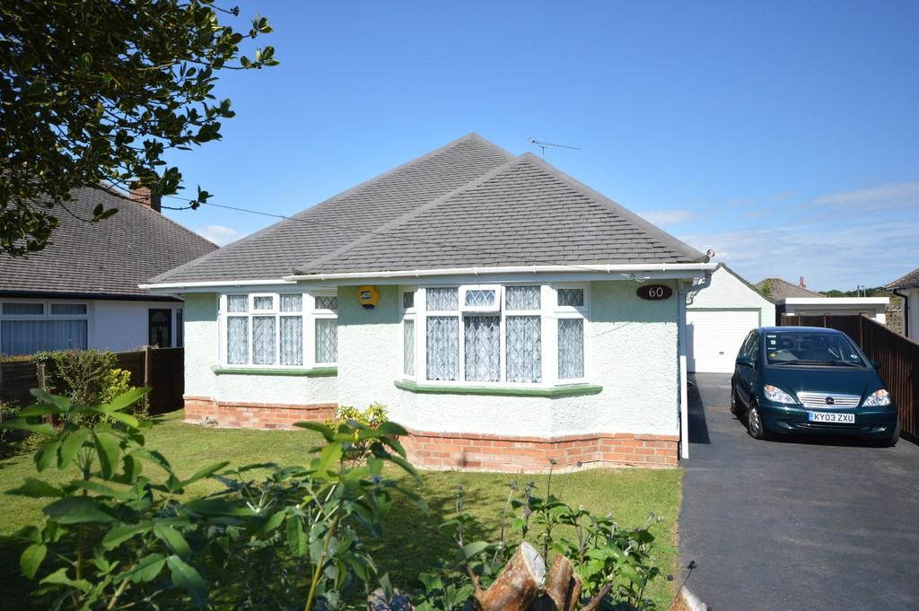 3 Bedrooms Detached Bungalow for sale in Marley Avenue, New Milton