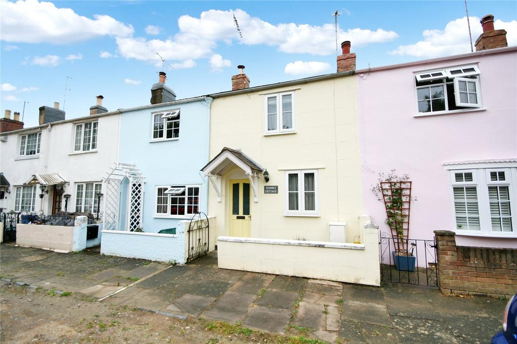 2 Bedrooms Cottage House for sale in Clare Place, Leckhampton, Cheltenham, GL53