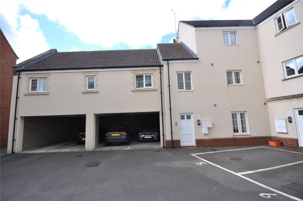 2 Bedrooms Apartment Flat for sale in Jagoda Court, Haydon End, Swindon, Wiltshire, SN25