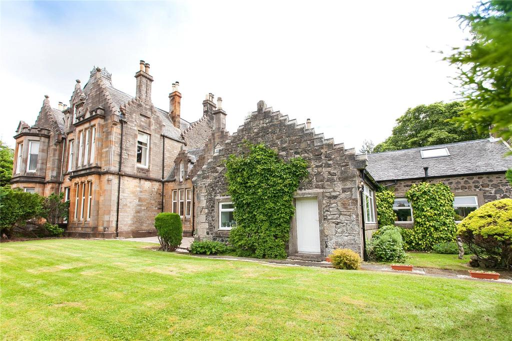 5 Bedrooms Semi Detached House for sale in Meadows Cottage, Arran Crescent, Beith, Ayrshire