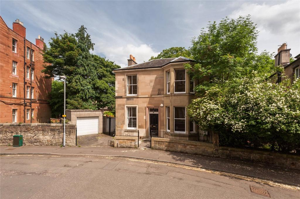 4 Bedrooms Detached House for sale in Forbes Road, Edinburgh
