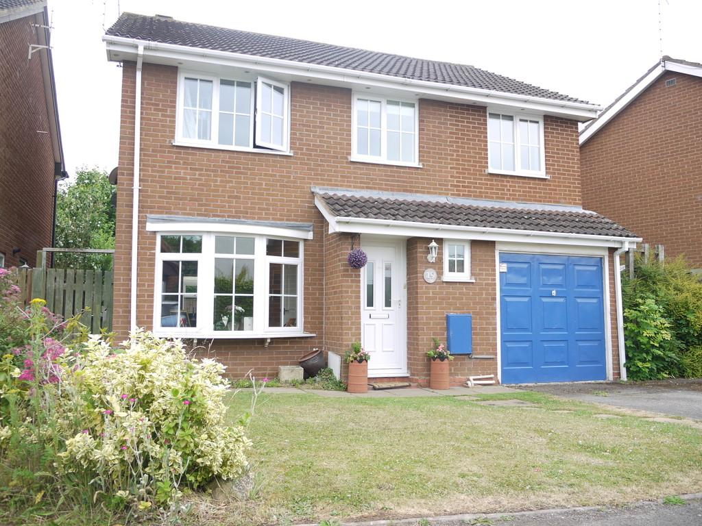 4 Bedrooms Detached House for sale in Hampdon Way, Wellesbourne