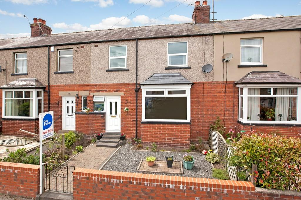 3 Bedrooms Terraced House for sale in Norwood Avenue, Burley In Wharfedale