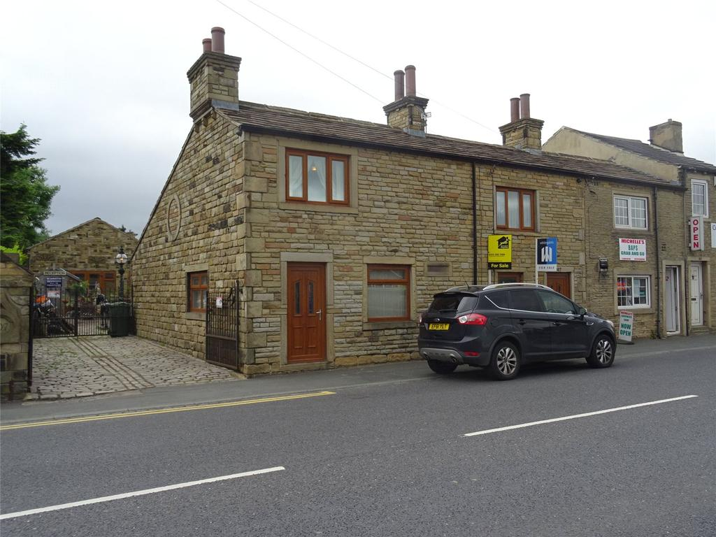 4 Bedrooms End Of Terrace House for sale in Cutler Heights Lane, Bradford, West Yorkshire, BD4