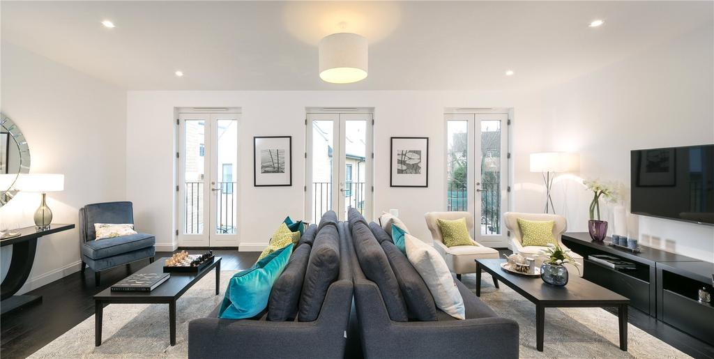 5 Bedrooms Terraced House for sale in Ashchurch Villas, Goldhawk Road, London, W12