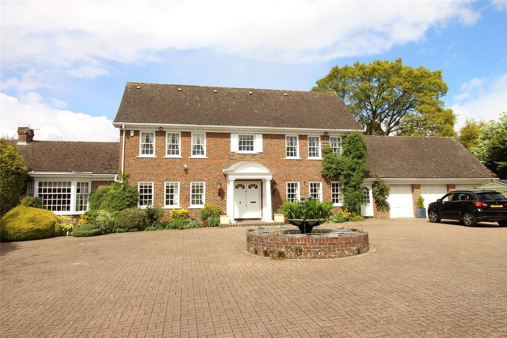 6 Bedrooms Detached House for sale in Northcote, Oxshott, Surrey, KT22