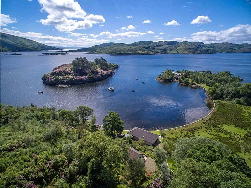 2 Bedrooms Unique Property for sale in Pheasantry Cottage, Glen Caladh, Tighnabruaich, Argyll Bute, PA21